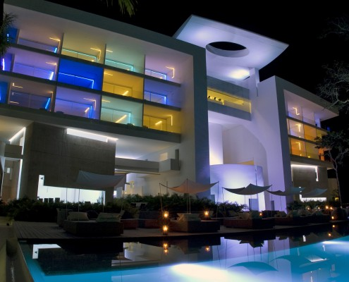 Lighting Design Hotel Encanto